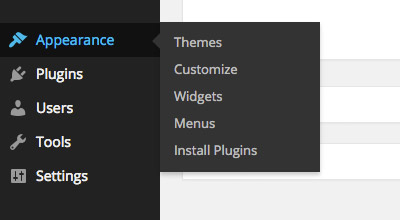 Disable WordPress Theme Editor